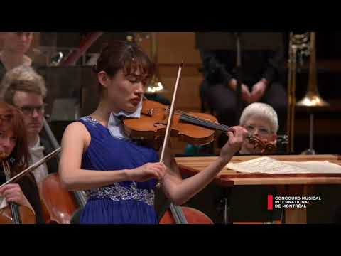 NEW TO YOUTUBE | Fumika Mohri – Montreal International Violin Comp, 3rd Prize [2019]