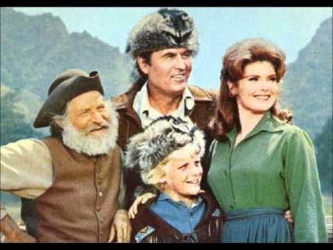 Fess Parker Daniel Boone Tribute