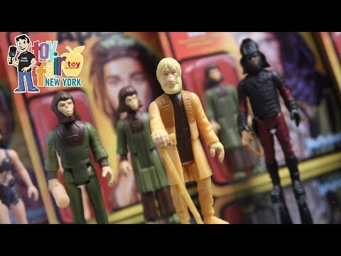 Super7 Reaction and More Product Walkthrough at New York Toy Fair 2018