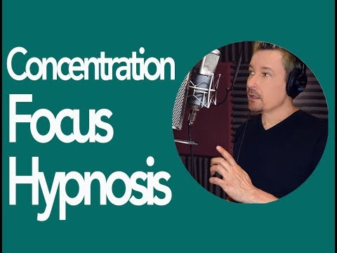 Concentration and Focus Free Hypnosis Download by Dr. Steve G. Jones