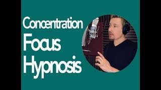 Concentration and Focus Platinum Hypnosis by Dr. Steve G. Jones