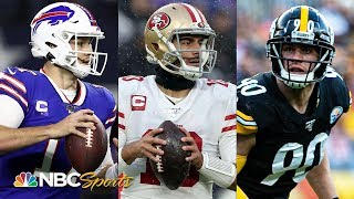 Download NFL Power Rankings: Wild Card teams to worry about | NBC Sports Mp3 and Videos
