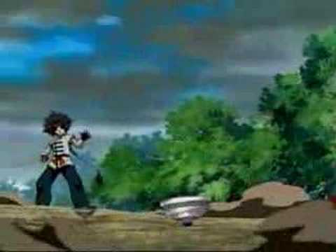 Beyblade Tyson vs Ray Rise Above The Storm AMV