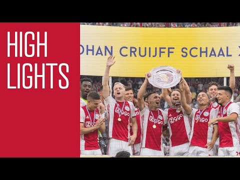 Highlights Ajax - PSV | Johan Cruyff Shield