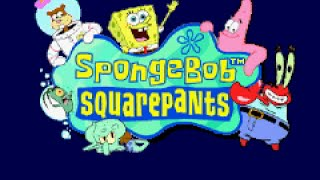 SpongeBob SquarePants: SuperSponge (GBA) - Longplay