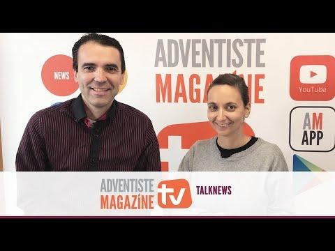 AMTV - TalkNews - 22.03.18 - Cécile Béal, #GYD18, Congrès Lusophone au Tessin et bien plus encore
