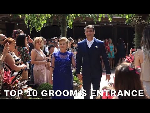 ▶️ Best Wedding Instrumental Songs For Walking Down the Aisle | Top 10 Groom´s Entrance Songs