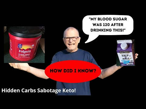 Hidden Carbs Can Sabotage Keto!