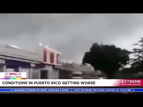 Conditions in Puerto Rico Getting Worse