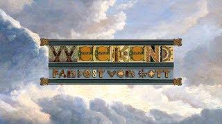 Weekend - Fanpost von Gott (Official Video | prod. by Peet)