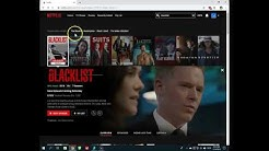How to watch The Blacklist season 7 on Netflix?
