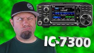 ham radio 2 0 episode 50 unboxing and testing the icom ic 7300