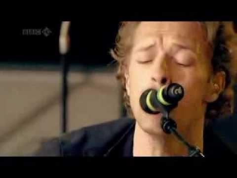 Coldplay Clocks Live @ BBC