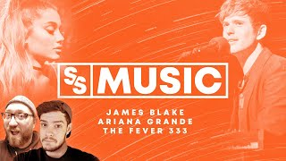 New Music Friday 1-18-19: James Blake Surprise Album, New Ariana Grande Single | Sight & Sound Music