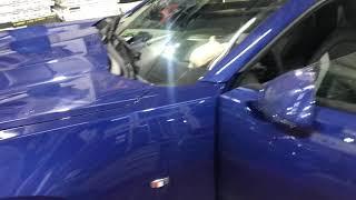 Chevrolet Camaro шумоизоляция в четыре слоя двух дверей, качественными материалами Комфортмат