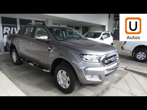 Ford Ranger Limited 2019 UNBOXING #NetUAutos