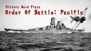 Order of Battle Pacific Japan Part 1
