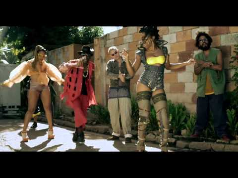 Major Lazer Ft Busy Signal - Watch Out For This (Jamaica Style)