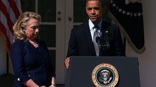 President Obama Speaks on the Attack on Benghazi