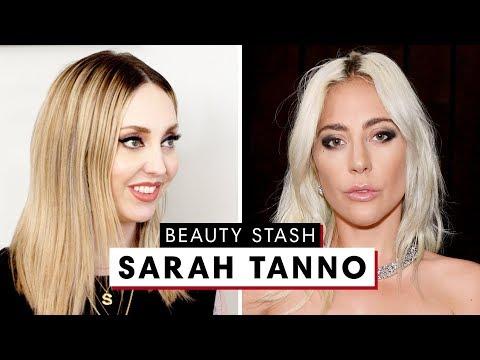 Lady Gaga's Makeup Artist Sarah Tanno Has a Monster-Sized Beauty Stash | Beauty Stash