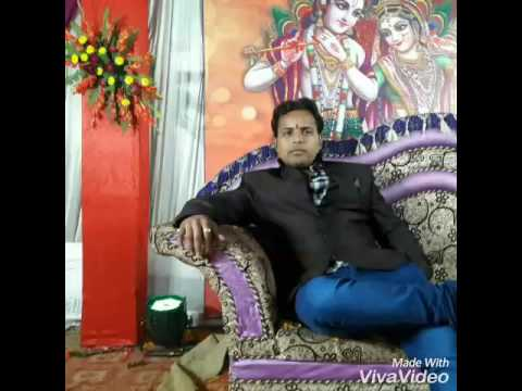 Vijay kashyap watch a video.