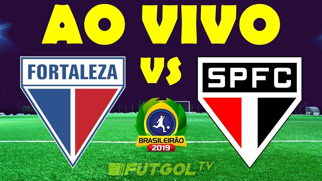Assistir Fortaleza X Sao Paulo Pela Internet Online Futebol Ao Vivo Campeonato Brasileiro Futebol Stats