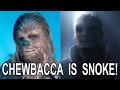 Chewbacca is Snoke - Star Wars Theory