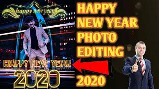 HAPPY NEW YEAR 2020 PHOTO EDITING LIGHTROOM & PICS ART TUTORIAL VIDEO RDTECHEDITING RD EDITZ