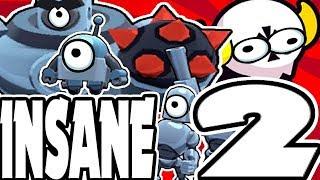 INSANE 2 BOSS FIGHT! Billionth Attempt! - Brawl Stars