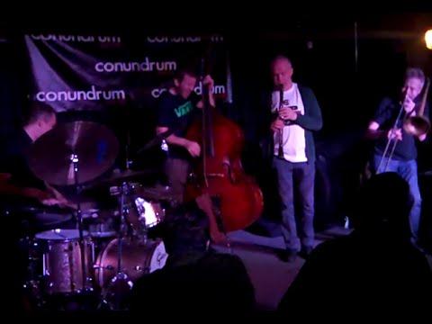Frode Gjersted Trio + Steve Swell