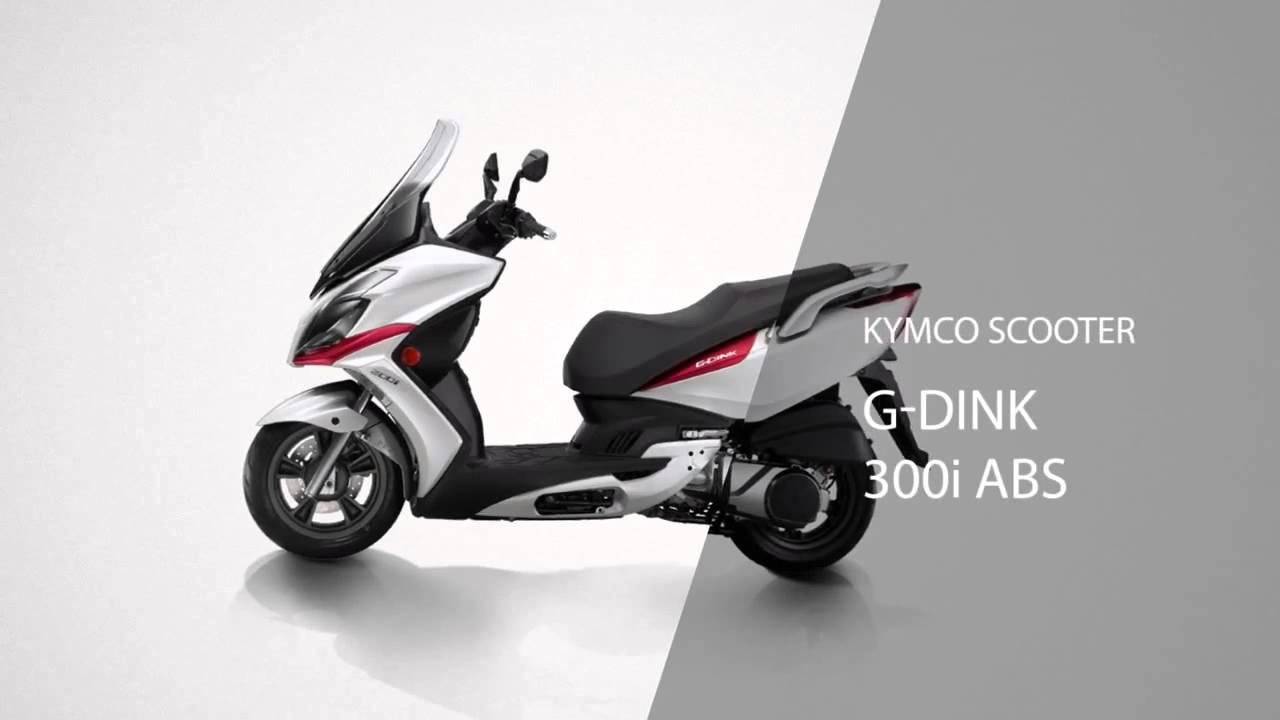 2016 New Kymco Scooter Range At 2017 Eicma Promo Video