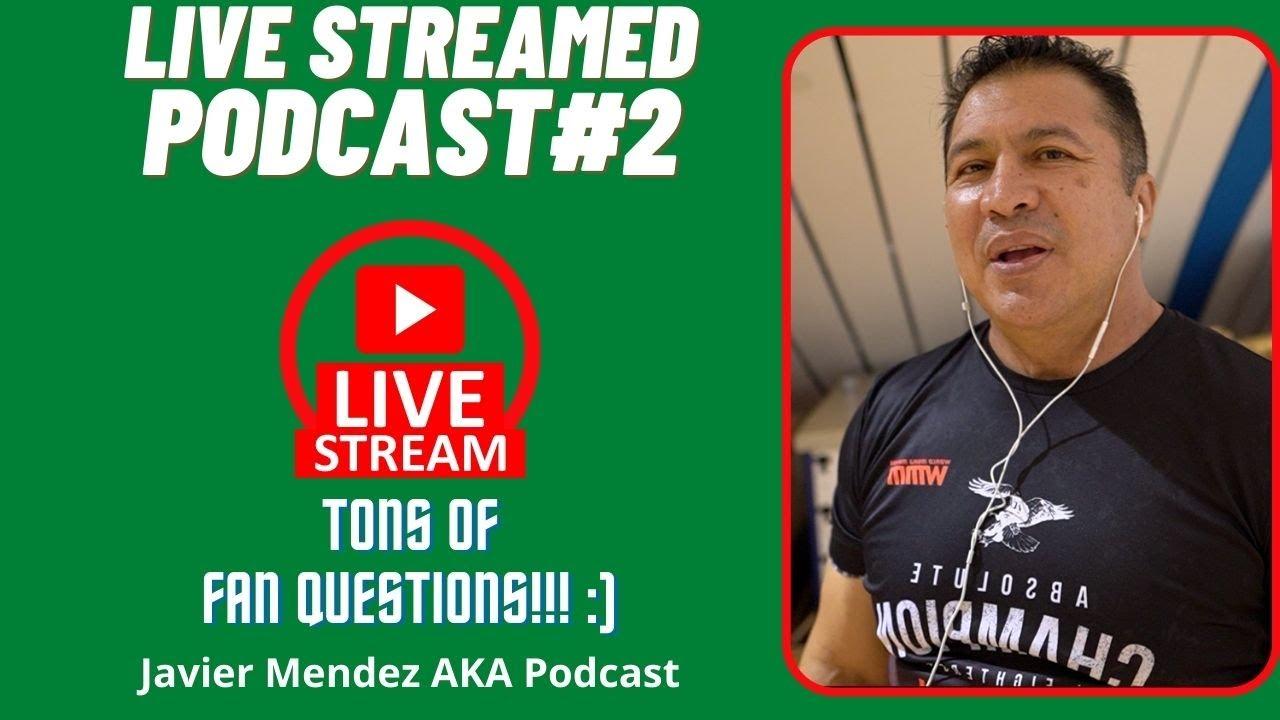 Fan Questions with Coach Javier Mendez Bellator MMA Fight Week