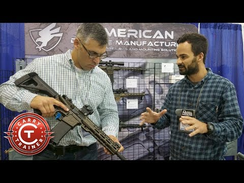 American Defense Manufacturing |  Carry Guard Milwaukee Expo (Aug. 26-27, 2017)