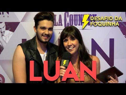 COMENTANDO O PASSADO ft. Luan Santana | Desafio da Foquinha