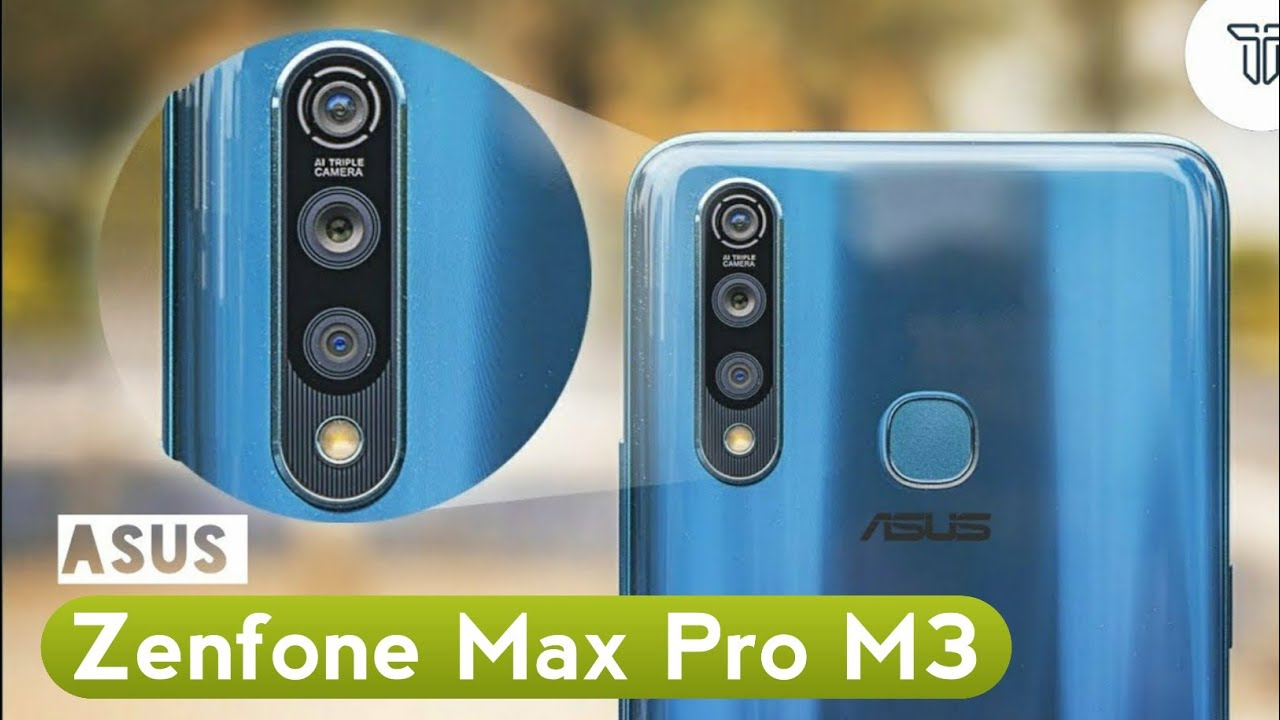 Asus Max Pro M3 - Official Trailer, Price & Launch date in India | Asus Zenfone Max Pro M3