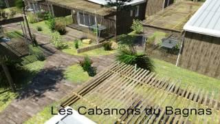 Camping Les Méditerranées 2017 : Cabanon du Bagnas