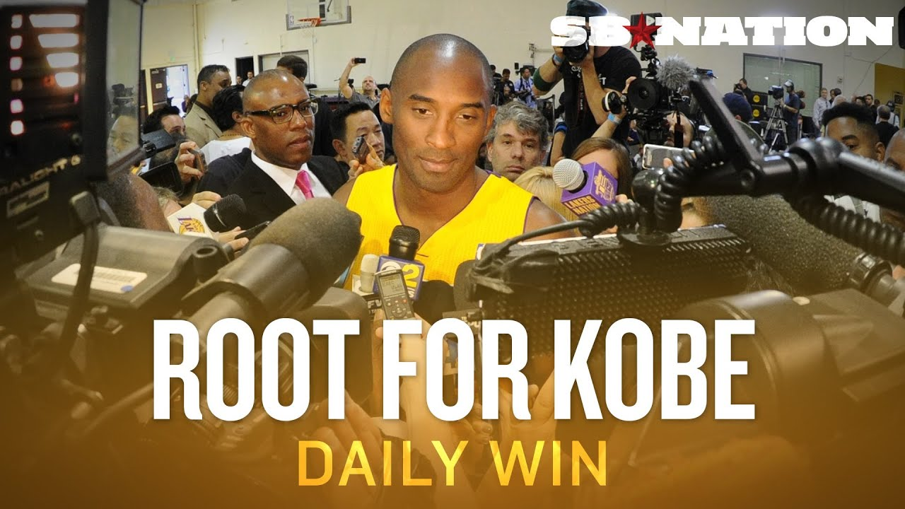 Kobe Bryant, 2013-14 Lakers deserve your attention (Daily Win)