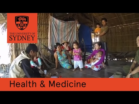Study public health at the University of Sydney