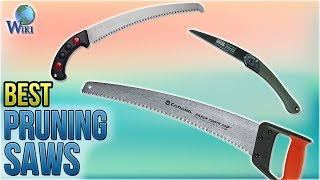 10 Best Pruning Saws 2018