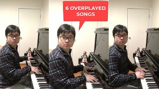 The Most Overplayed Songs on Piano