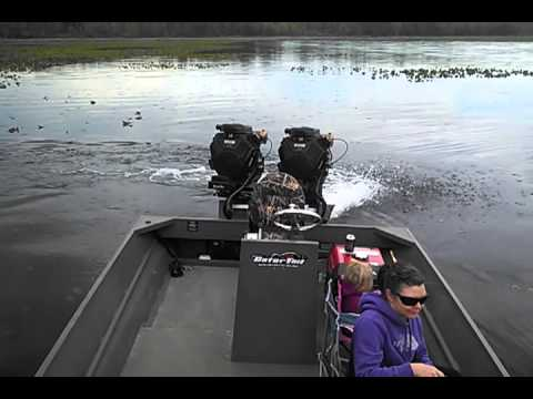 Front Steer On Dual Gator Tail Youtube