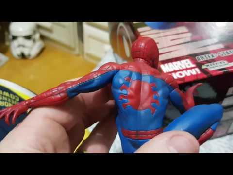 The Amazing Spider-Man ArtFX+ Statue Kotobukiya