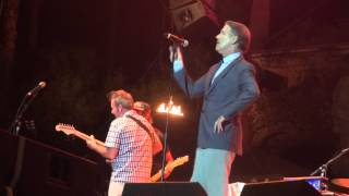 "China Crisis ""African and White"" Retro Futura @ Mandalay Bay Sept 5, 2014"