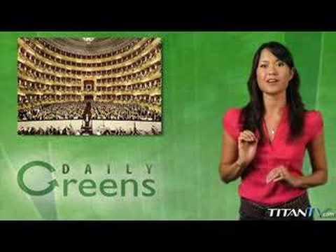 Daily Greens 79 - Sing Along Eco News!