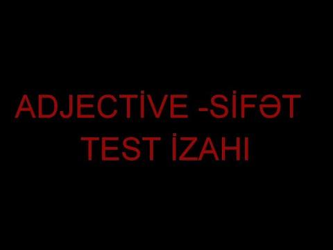 İngilis dili tqdk qalin qayda kitabında olan testlerin cavabi