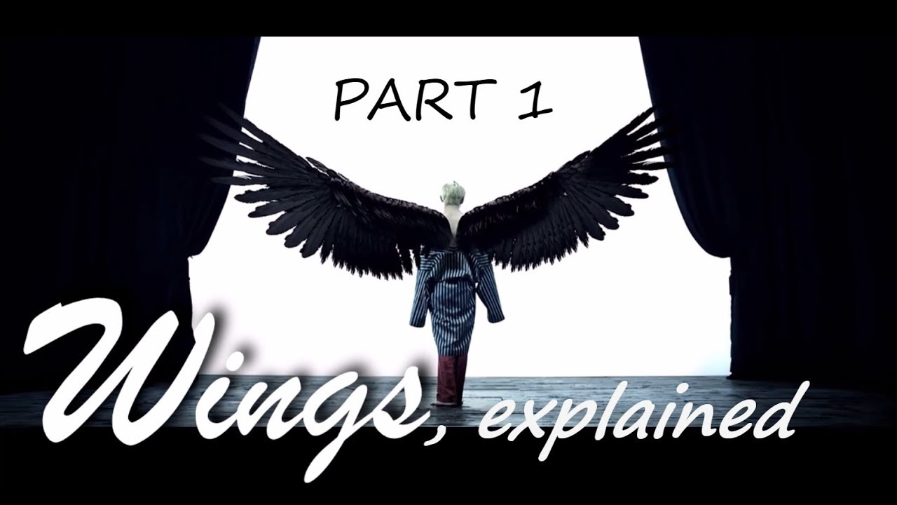 Bts Wings Era Symbolism Explained Blood Sweat Tears Demian