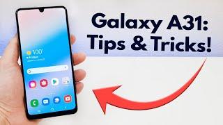Samsung Galaxy A31 - Tips and Tricks! (Hidden Features) screenshot 3