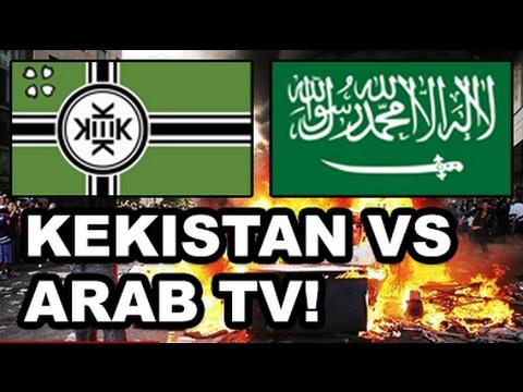 Kekistan versus Arab TV
