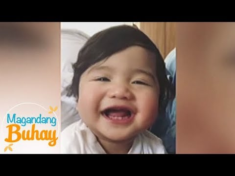 Magandang Buhay: Toni shares her plans for Seve's first birthday