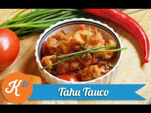Resep Tahu Tauco (Fermented beancurd Tofu Video Recipe) | PUTRI MIRANTI & ARIMBI NIMPUNO